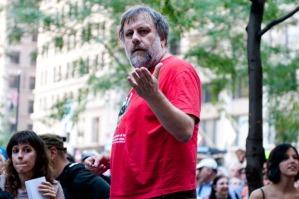 11.10.11_Discurso de Slavoj Zizek para manifestantes do Occupy Wall Street