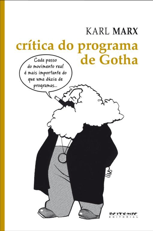 Crítica ao programa de Gotha de Karl Marx