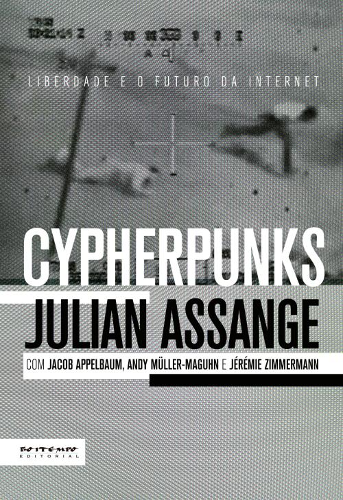 Capa Cypherpunks