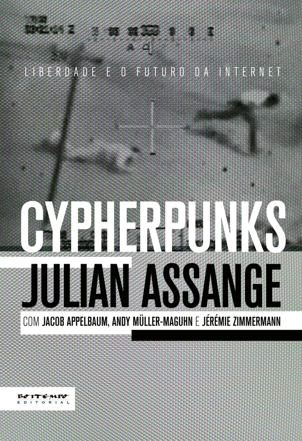 Capa Cypherpunks