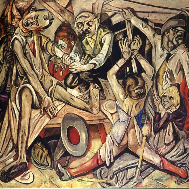 Noite (Max Beckmann, 1918)
