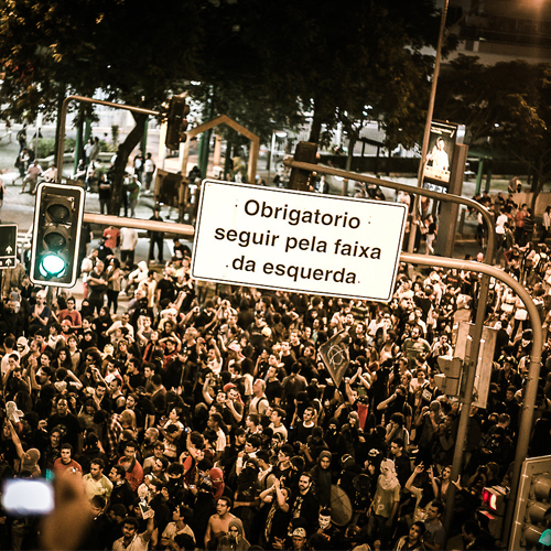Sobre a atualidade política - Alysson Leandro Mascaro