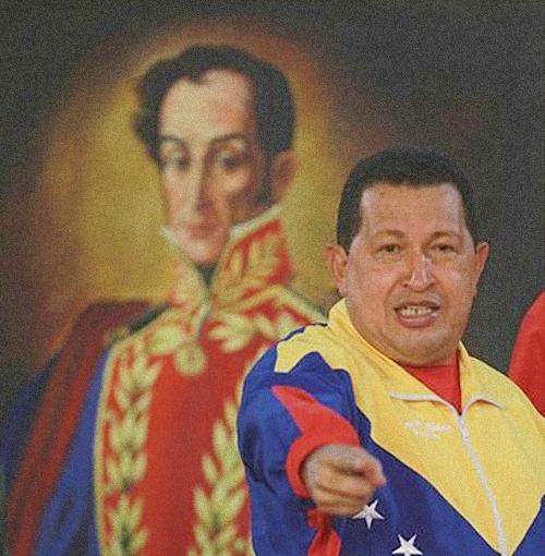 chavezbolivar