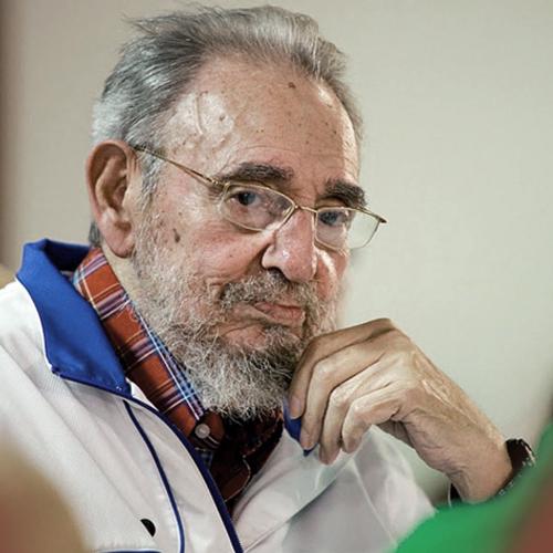 Fidel_gaza