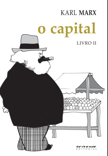 O capital II Capa Cor.indd