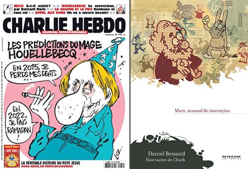 CHARLIE HEBDO MARX MANUAL