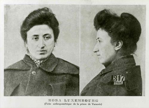 15 03 04 Michael Löwy Rosa Luxemburgo2