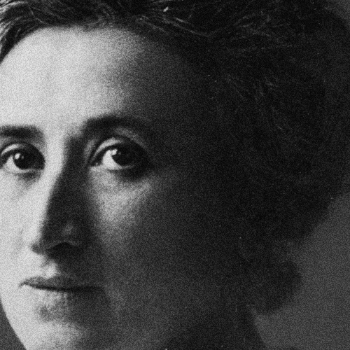 15 03 04 Rosa Luxemburgo Michael Löwy