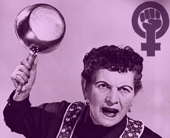 DIA DA MULHER DIA DA LUTA FEMINISTA