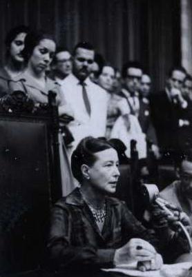 3 - Beauvoir_Conferencia_FNF_1960_Rio_de_Janeiro_fala_3