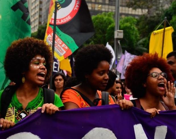 Resultado de imagem para Feminismo, esquerda e futuros possíveis