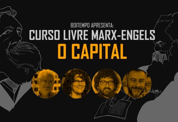 """Boitempo libera curso completo sobre """"O capital"""", de Marx, noYouTube"""