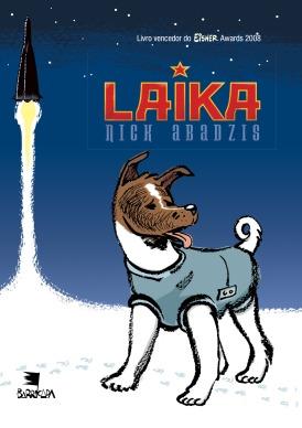 Laika, premiada HQ de Nick Abadzis