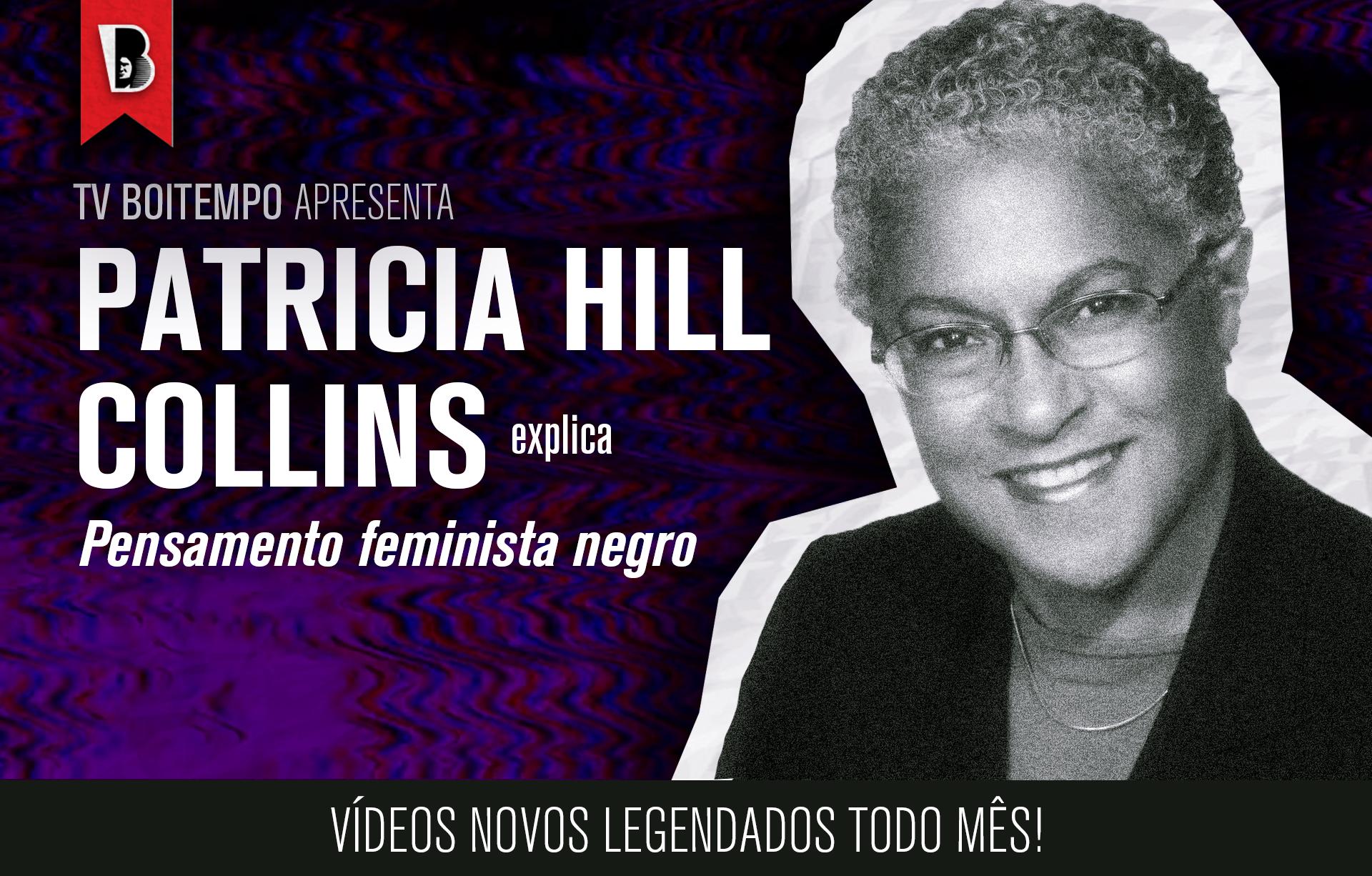 Resultado de imagem para patricia Hill Collins explica pensamento feminista negro